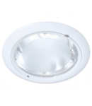 SPOT DOWNLIGHT GL205, 2 X MAX. 26W, SATIN NICHEL, D- 225 MM, STELLAR