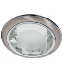 SPOT DOWNLIGHT GL206, 2 X MAX. 26W, GRAFIT CROM, D- 225 MM, STELLAR