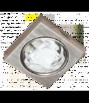 SPOT DOWNLIGHT GL214E, 2 X MAX. 20W, SATIN NICHEL, D- 24 MM, STELLAR