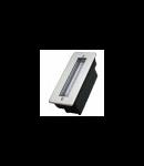 SPOT CU LED 18 X 0.1 W, 6400K, ALB RECE, MALDIV-R