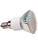 BEC LED60/CW, 3W, DULIE E14, STELLAR