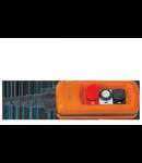 DISPOZITIV DE COMANDA CU 2 BUTOANE+buton avarie