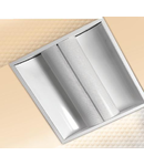 LAMPA ST GREY SIDE, 2 X 36 W, 2G11, IP 20 - ALMA