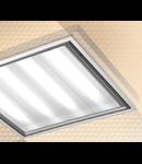 LAMPA ST GRAFFITE BOARD 2 X 36 W, G13, SISTEM OPTIC LT6VSR, IP 65 - ALMA