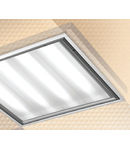 LAMPA ST GRAFFITE BOARD 2 X 36 W, G13, SISTEM OPTIC LT6VTDK, IP 65 - ALMA