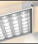 LAMPA ST GRAFFITE HIDE 4 X 18 W, G13, SISTEM OPTIC LT6VTDK, IP 65 - ALMA