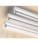 LAMPA ST YELLOW 2 X 36 W, G13, BALAST ELECTRONIC DIMABIL, IP 20 - ALMA