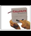 Tub termo SB 12.0-4.0 negru, rola 8m - Cellpack