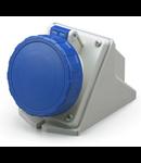 Priza aplicata 2P+E IP67 16A 6h 200-250V - SCAME