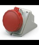 Priza aplicata 3P+N+E IP67 32A 6h 346-415V - SCAME