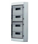 TABLOU ELECTRIC ETANS 72 (18X4) MODULE IP 65 GEWISS