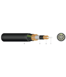 CABLU DE COMANDA (N)FLGou 12 X 1.5 MM - SCHRACK