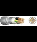 CABLU ECRANAT PT CONECTAREA MOTOARELOR SLMC 0.6/1KV 4 X 2.5 MM - SCHRACK