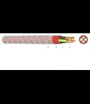 CABLU SILICONIC SIHFP 4 X 0.75 MM, CU TRESA DE OTEL - SCHRACK