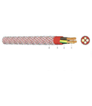 CABLU SILICONIC SIHFP 2 X 1.5 MM, CU TRESA DE OTEL - SCHRACK
