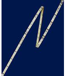 Banda luminoasa led galbena LF05E-Y1 LINLFLEX 36W24V 8X1OSRAM