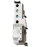 Bobina de declansare la tensiune minima 24 V DC  pentru MC2 sau MC3  Schrack