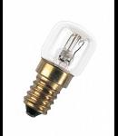Bec incandescent FRIDGE SPC.T26/57 CL 15W 230V E14 SA 50X1 OSRAM