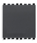 Intrerupator simplu 2 module Vimar (Eikon) negru