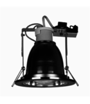 Spot downlight cu reflector R-3500,crom satin