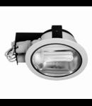 Spot downlight H-8000,crom satin