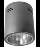 Spot downlight cu reflector,aplicat R-3500T,argintiu