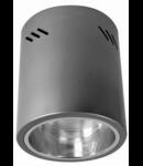 Spot downlight cu reflector,aplicat R4000T, argintiu