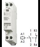 Contactor bipolar 20A 1ND+1NI 230V Schrack