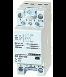 Contactor tetrapolar 25A 3ND+1NI 230V Schrack