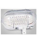 Lampa etansa cu LED IP44 tip Bat