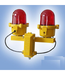 Lampa balizaj LBDFR 02  dubla (echipata), IP54, IK10