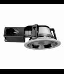Spot downlight cu reflector 6218 G,alb