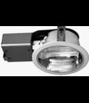 Spot downlight 8032E,2x18w,alb