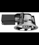 Spot downlight cu reflector 8034F,2X26 alb