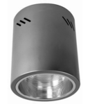 Spot downlight cu reflector,aplicat R-6000T, alb