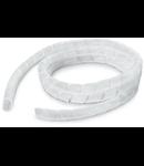 Canal spirala pentru cabluri tablou electric - 10mm Scame
