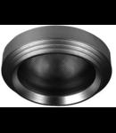 Spot sticla incastrat AFIS 40G, silver