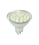 Bec LED MR16C G5/1.8W 54 LED