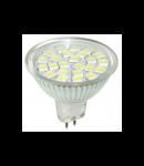 Bec MR16C 12 LED RGB G6.35
