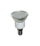 Bec MR16C 12 LED RGB E27