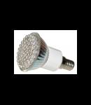 Bec R50 60 LED E14 / 2.5W Rosu