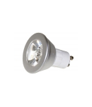 Bec LED MR16 cu lentila GU10 1LED*3W