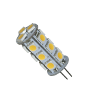 Bec 18 LED G4 / 1.8W-3000K HEPOL