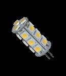 Bec 18 LED G4 / 1.8W-6500K LOHUIS