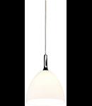 ORION lampa pendul pentru LINUX 1,5m,gri/alb satin
