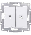 Intrerupator cu interblocare mecanica 10 AX SEDNA SCHNEIDER aluminiu