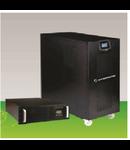 UPS monofazat 10 KWA-47 min, intrare monofaza-iesire monofazata