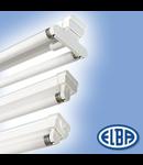 Corpuri de iluminat Fluorescente pentru Montaj Aparent - 1X58W 830(840) HF-S   , FIA - 11 LINEXA  ELBA