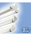 Corpuri de iluminat Fluorescente pentru Montaj Aparent , 2X18W HF-S  , FIA - 11 LINEXA  ELBA