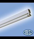 Corpuri de iluminat Fluorescente pentru Montaj Aparent - 2 x 28 W , FIA - 11  T5 HF-P , ELBA